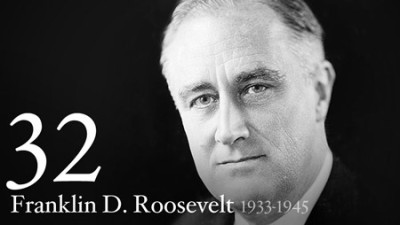 Click to learn more about Franklin Delano Roosevelt