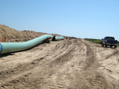 Keystone XL Pipeline has been worked on despite President Obama