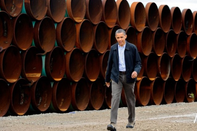 Keystone XL and President Obama