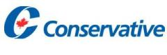 Click to visit the official web site of the Conservative Party of Canada